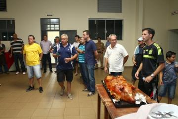 Reinauguração do Destacamento da Polícia Militar de São Jorge do Ivaí