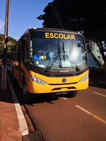 Aquisição de 1 Ônibus Escolar através do Plano de Ações Articulada do Ministério da Educação do Governo Federal.