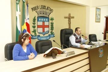 Audiência Pública, Referente à Discussão do Projeto de Lei de Diretrizes Orçamentária Para 2015.