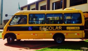 Aquisição de um Micro Ônibus Escolar (Programa Caminho da Escola)