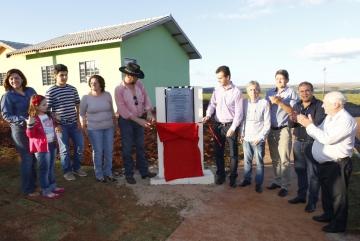 Entregues 31 casas populares em São Jorge do Ivaí