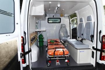 Ambulância - Aquisição através da Secretaria Estadual de Saúde do Estado do Paraná