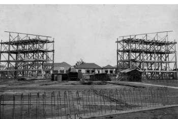 Início Da Construção da Igreja
