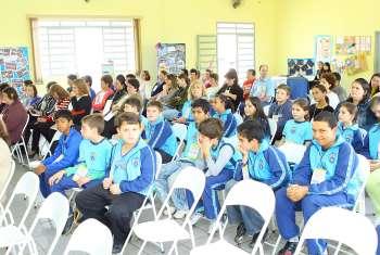 V Conferência Municipal dos Direitos da Criança e do Adolescentes de São Jorge do Ivaí