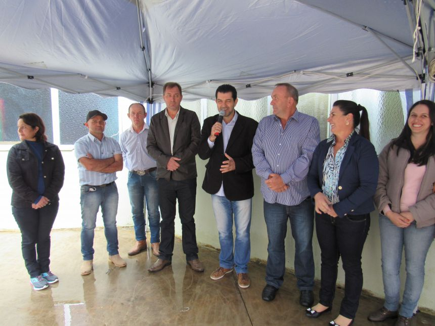 Fernandes Pinheiro implanta serviços do CREAS