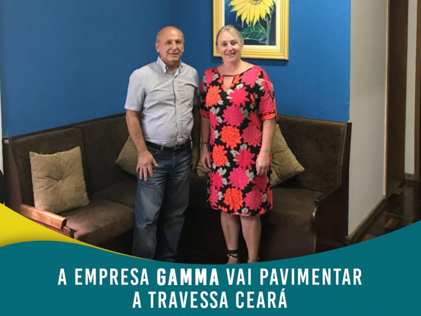 08 de Março: Empresa vence licitação para a pavimentação da TRAVESSA CEARÁ.