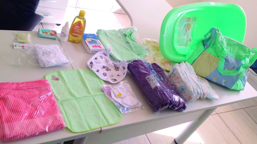 Gestantes participam de curso orientativo sobre cuidados durante pré-natal