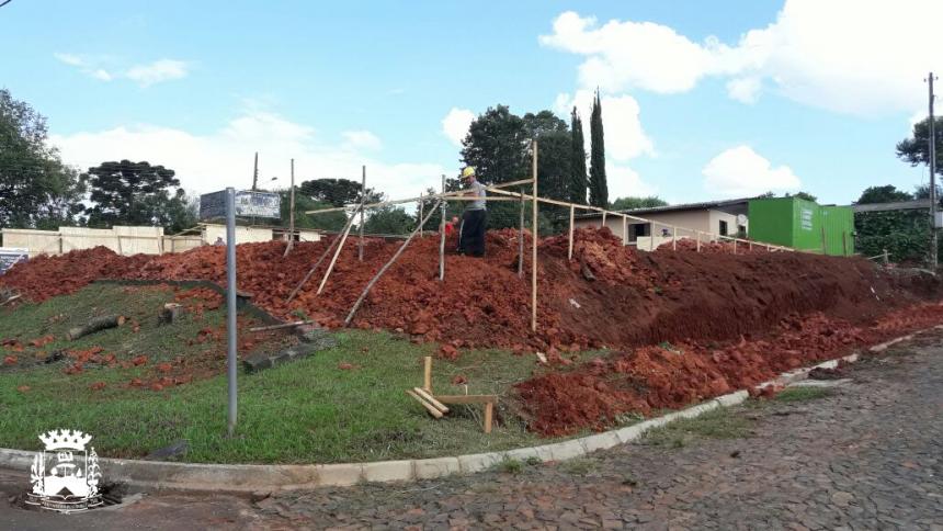 Administração Municipal inicia obra de nova sede do CREAS