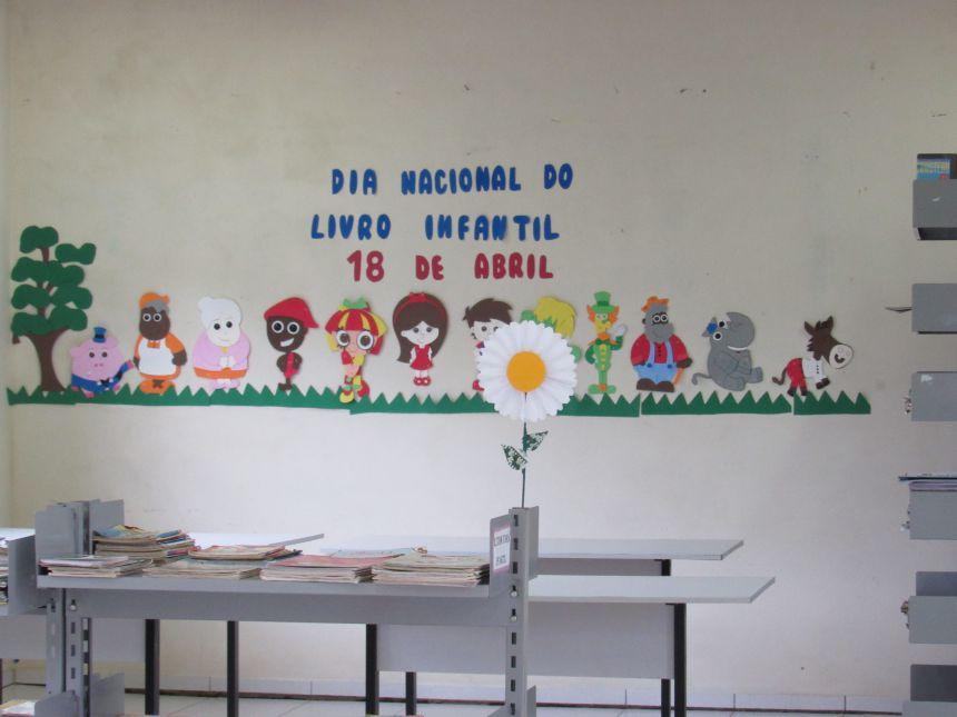 ESPAÇO DA LEITURA