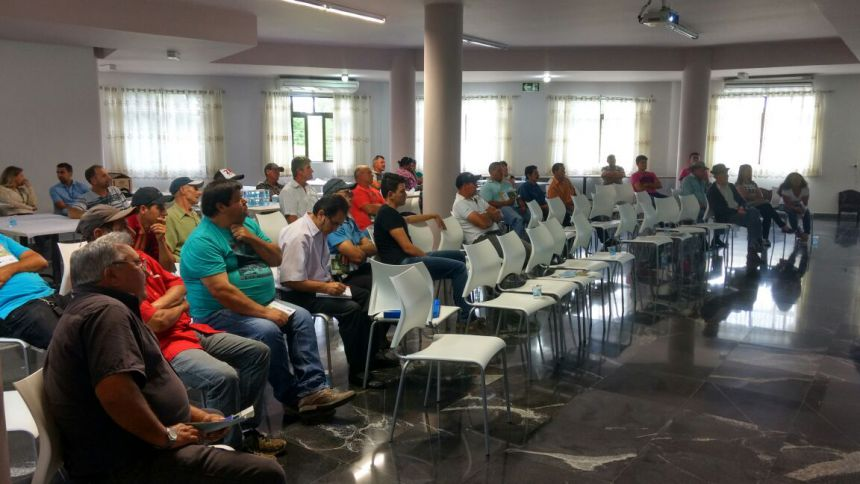 Sanepar em parceria com a Prefeitura Municipal realiza Evento de Capacitação no Municipio.