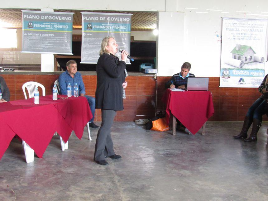 Audiência Pública - Acompanhamento dos recursos oriundos do Governo do Estado ao nosso Município.
