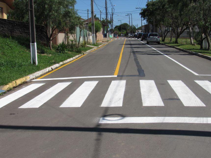 Sinalização de Ruas em Fernandes Pinheiro