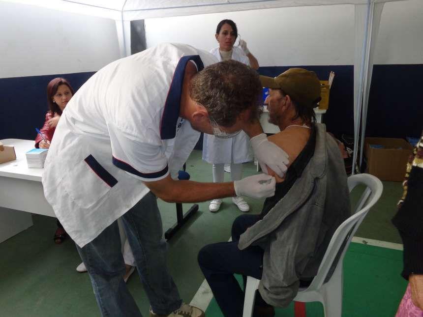 Dia D da vacinação contra a gripe será no sábado