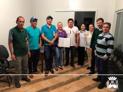 Fábio Jacomel assumi Administração Municipal de Fernandes Pinheiro por 30 dias