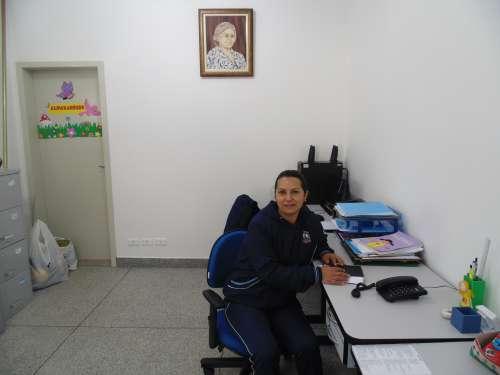 Rozana Vieira- Diretora do CMEI Tia Aurora