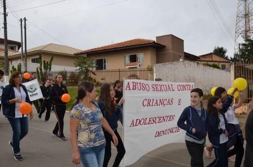 18 de Maio - Passeata contra o Abuso Sexual de Menores