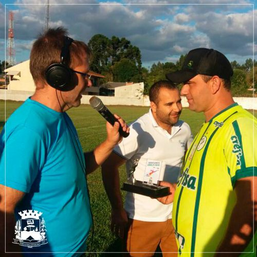 11 de Abril - Esporte: Bar do Batata é o time campeão do Varzeano 2018.