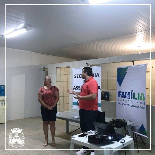 11 de Abril - Secretaria do Bem Estar Social realizou curso de Frentista de Posto de Gasolina.