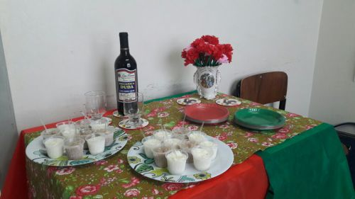 Projeto Culinária APAE.