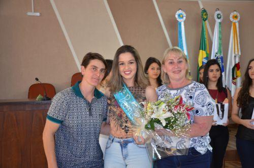 CONCURSO DA RAINHA E PRINCESAS DA II AGRIFRUT FEST.