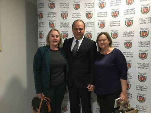 Reunião com o Ministro da Saúde Ricardo Barros.