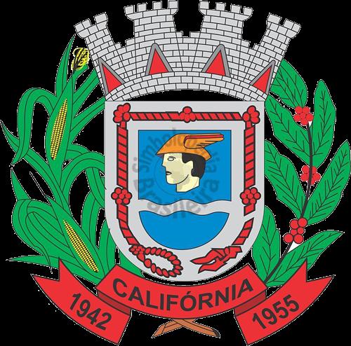 Brasão Municipal de Califórnia