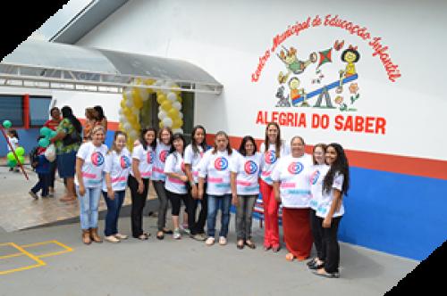 Escola Alegria do saber - 2015