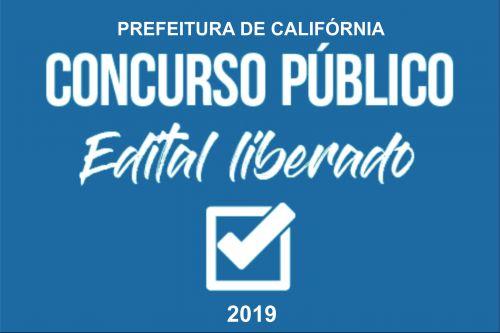 Concurso Publico 2019