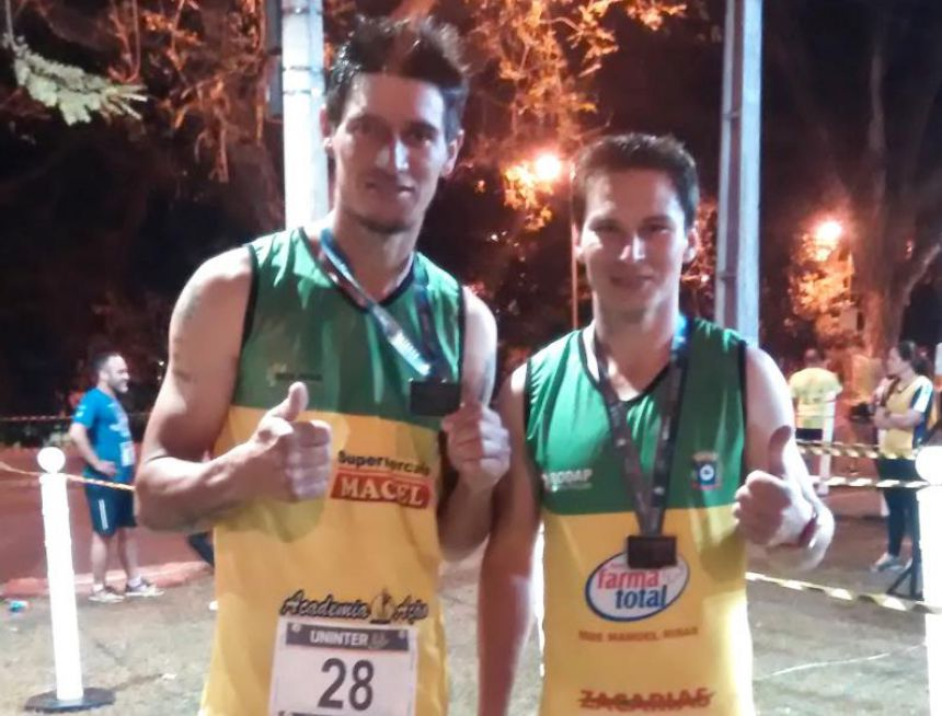 Atleta de Manoel Ribas ganha corrida de rua em Londrina