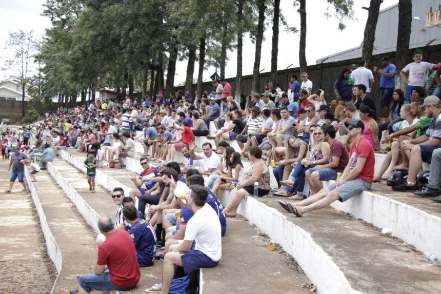 Festival Esportivo 8 de Janeiro movimento o início de ano em Manoel Ribas