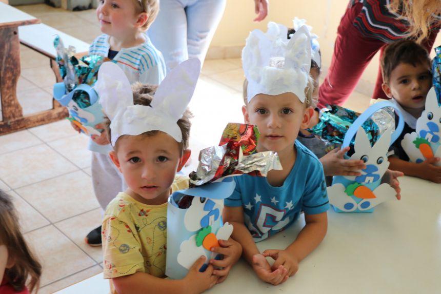 Prefeitura de Manoel Ribas distribui Ovos de Páscoa para alunos dos CMEIS e Escolas Municipais