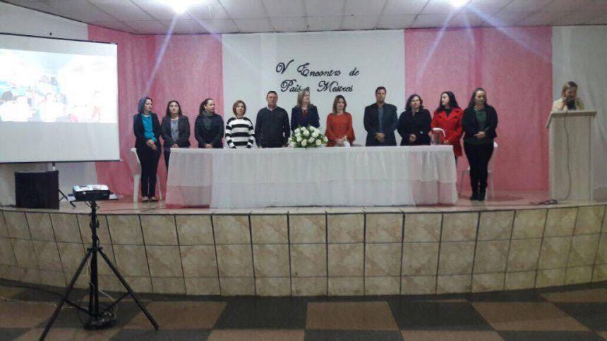 V Encontro de Pais e Mestres da Educação de Manoel Ribas