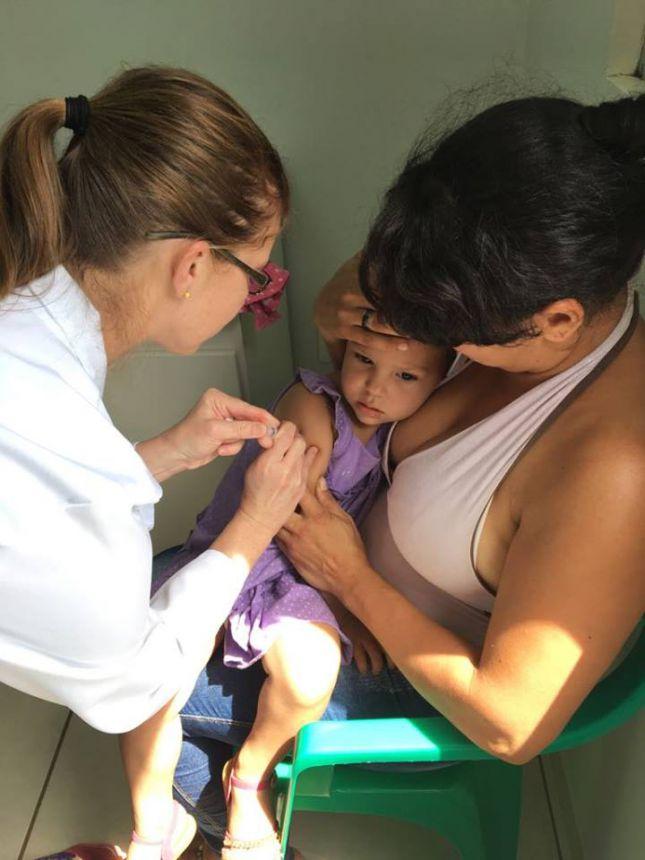 Campanha de multivacinação tem Dia D neste sábado no Posto de saúde em Manoel Ribas; veja vacinas disponíveis