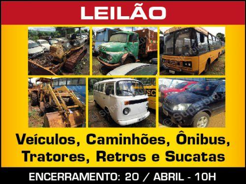 Leilão Superbid - Prefeitura Municipal de Manoel Ribas