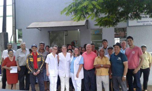 Administração Municipal da continuidade ao programa Brasil Sorridente