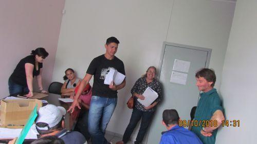 Regularização Lotes Familiares Assentamento Nova Itauna