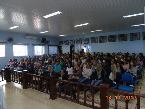 Manoel Ribas realiza Audiência Pública do Plano Municipal de Educação