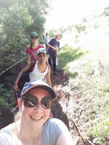 Manoel Ribas realizou a 9º Caminhada Internacional da Natureza