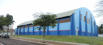 Prefeitura de Manoel Ribas finaliza reforma do Mini Ginásio de Esportes José Camilo Sobrinho