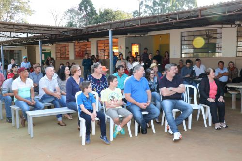 Comunidade de Barra Azul é contemplada com mais de R$ 800 mil em investimentos
