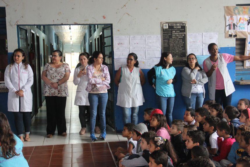 Premiação do Projeto Sorrir com Saúde