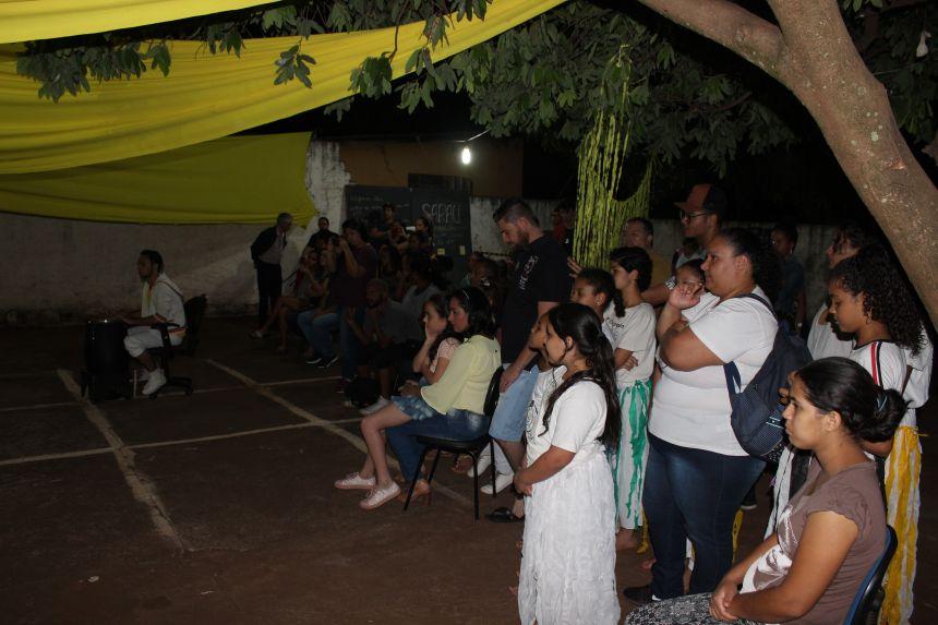 Secretaria de Cultura promove Sarau amarelo