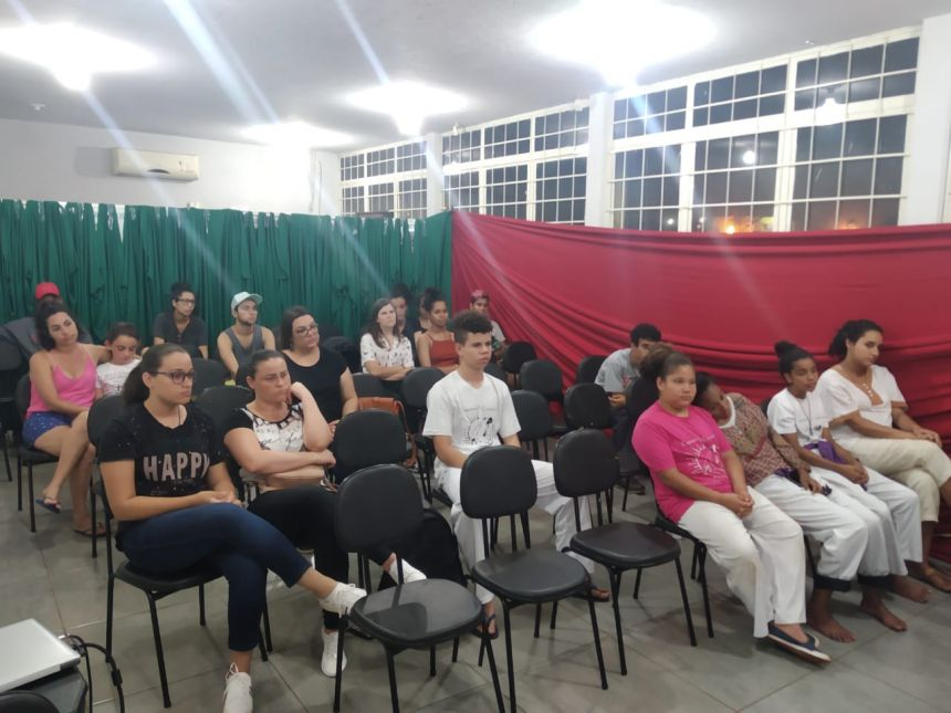 Secretaria de cultura realiza o 3º Chá das Minas