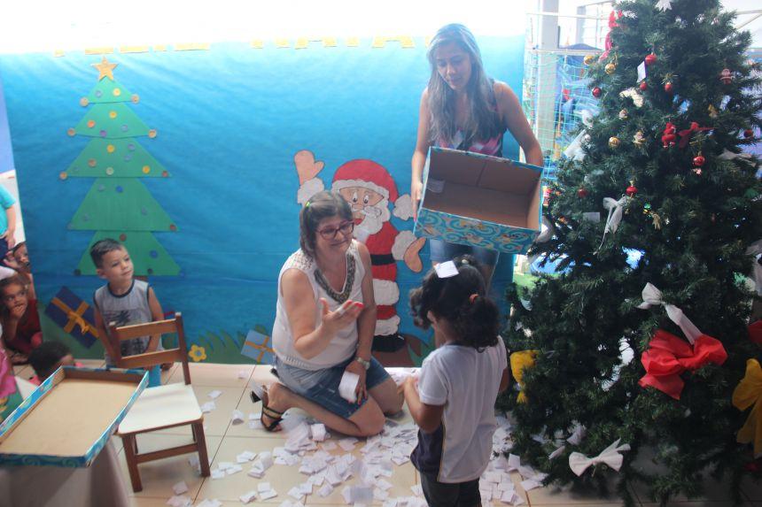 CMEI José Chiarallo faz parceria com comunidade para aquisição de brinquedos
