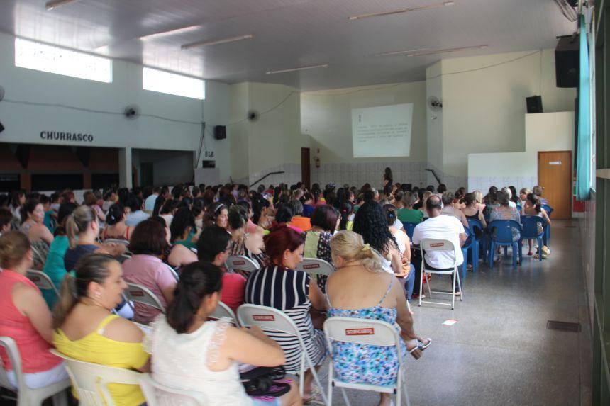 Primeira Semana Pedagógica reúne 300 profissionais da educação