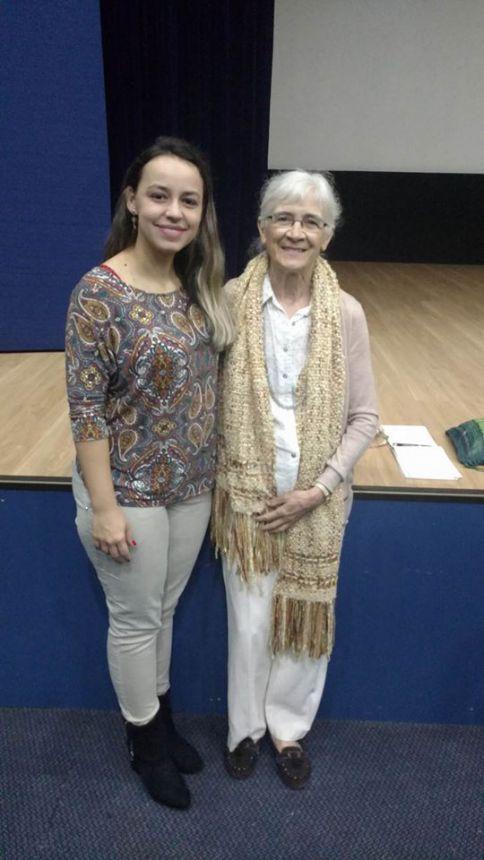 Assistência social de Paiçandu participa de oficina com a escritora Kay Pranis