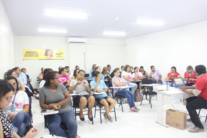Reunião mensal do Bolsa Família na Saúde