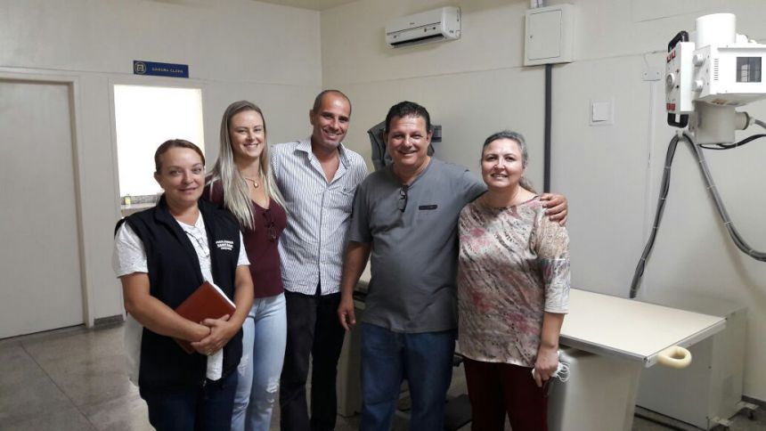 Raio-x do Hospital São José é reaberto após a reforma