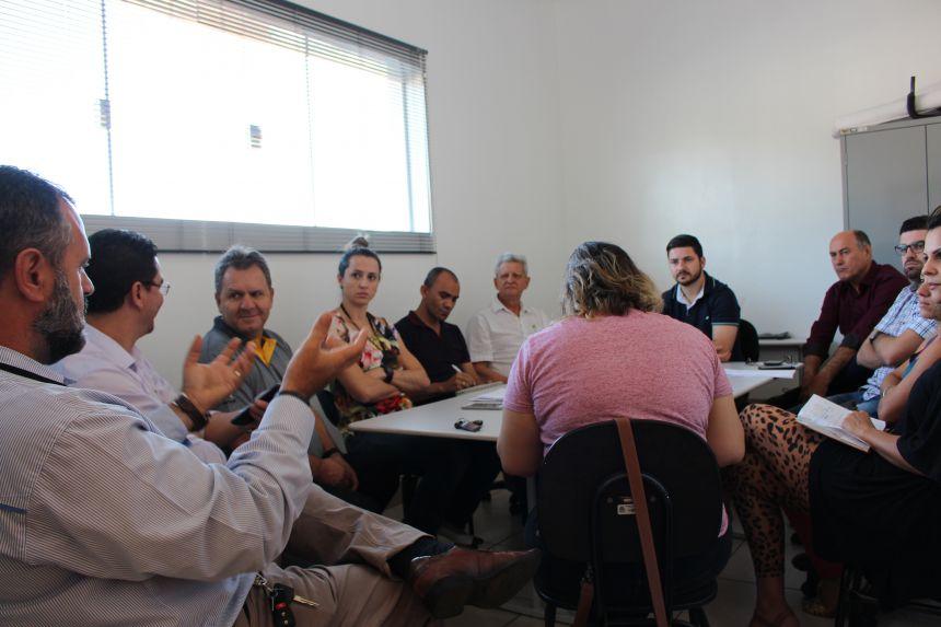 Concidades se reúne para discutir as principais pautas da cidade