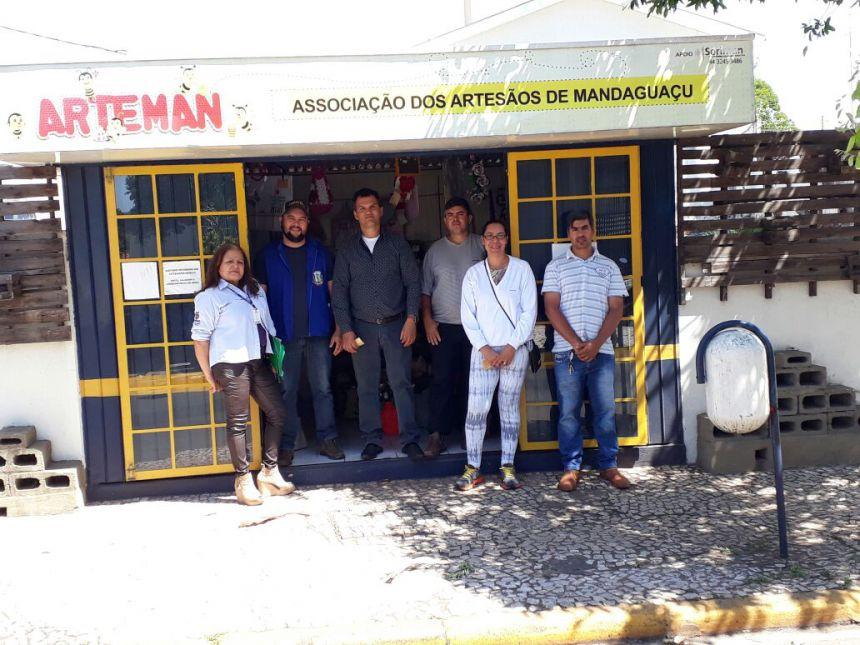 Secretaria de Turismo se prepara para futura Associação de Artesãos em Paiçandu